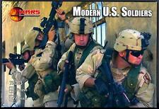 Mars Figures 1/72 MODERN U.S. SOLDIERS Figure Set