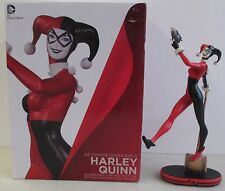 MIB 2015 DC COLLECTIBLES COVER GIRLS HARLEY QUINN LIMITED EDITION STATUE #3406