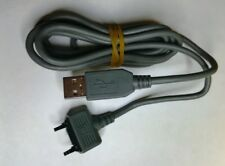 2 cable set New Sony Ericsson USB Data Cable DCU-60 DCU60 cord wire lead