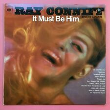 Ray Conniff - It Must Be Him - CBS 63247 Ex Condition