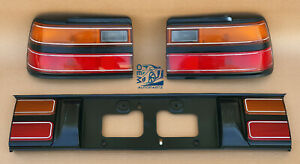 Toyota HOLDEN NOVA AE90 AE92 Super rare Tail Lights with Garnish Set oem used