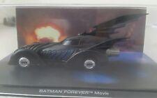 Eaglemoss Batmobile Batman Forever Movie 2012-Batman Forever Movie Batmobile