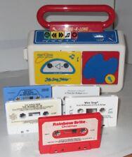RARE My Song Maker Sing-A-Long Music Karaoke Machine For Kids Sing Along no Mic