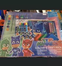 Large Pj Masks Colour And Craft Set