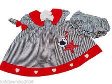 Robes pour fille de 0 à 24 mois 18 - 24 mois