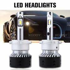 2x NOVSIGHT D1S D2S D3S D4S D1R D2R D3R D4R LED Car Headlight Bulbs 70W 10000LM