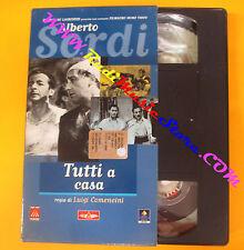 VHS film TUTTI A CASA Alberto Sordi Luigi Comencini FILMAURO (F109) no dvd