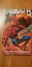 SPIDER-MAN: SAGA OF THE SANDMAN~ MARVEL COMICS COMPLETE TPB~ BRAND NEW