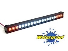 Gear Head RC 1/10 Scale Desert Torch LED Light Bar - White and Amber GEA1162