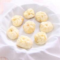 1pc Brief Household Steamer Pad Non stick Dumplings Mat Stuffed Bun Pad VGBB