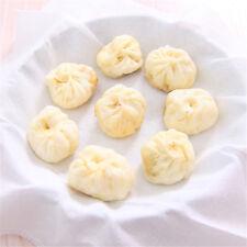 1pc Brief Household Steamer Pad Non stick Dumplings Mat Stuffed Bun Pad TB