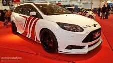 Ford Focus Wolf Racing - Decal Kit