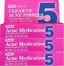 Perossido di Benzoile 5% Generico per Oxy Balance Acne Farmaci Gel 1.5