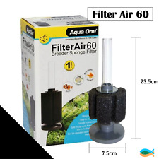 Aqua One Filter Air 60 Breeder Sponge Filter