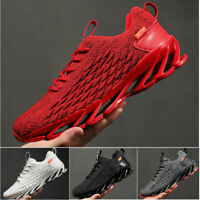 Mens Running Trainers shoes Outdoor Sports Sneakers athletic Shoes Breathable UK