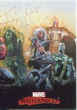 Marvel Masterpieces 2007 Drew Struzan Splash Chase Card #3