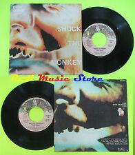 LP 45 7'' PETER GABRIEL Shock the monkey Soft dog 1982 italy 6000 872 cd mc dvd*