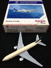 Herpa #506373 Saudi Arbian Airlines Boeing 777-200