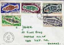 FSAT - TAAF Terre Australe et Antarctique Française Lettre Terre Adélie