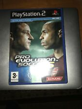 Pro Evolution Soccer 5 (Sony PlayStation 2, 2005) - European Version