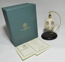 Lenox Millennium Christmas Ornament with Stand Exclusive #3918 of 5000 (1Zhr)