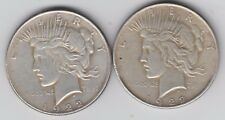 1 COIN with 2 Heads 1922 Peace Silver Dollar Trick Coin * TWO HEADED *