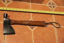 VTG PLUMB Axe Roofers Hammer Hatchet Axe - Nice Wood Handle