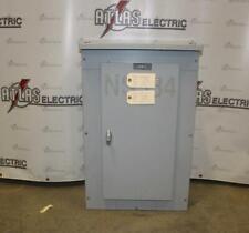 Siemens Low Voltage Panel Board P1 125 Amp 208Y/120 Volt P1C18Nb125Ats