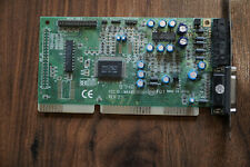 Avance Logic ALS100+ Plus ISA Soundkarte getestet