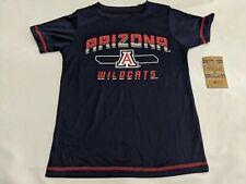 University of Arizona Wildcats Licensed Shirt Boys Size XSmall 4/5 BNWT
