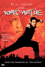 Romeo Must Die (DVD, 2000)