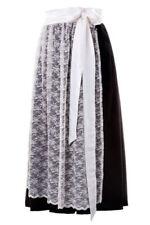 Wadenlange Damen-dirndlschürzen in Größe 36