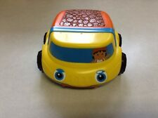 New Little People Rare Truck Plate Bowl Cup Spoon Fork Set