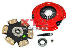XTR RACING RIGID 4 CLUTCH KIT for 1991-1998 NISSAN 240SX 2.4L DOHC KA24DE
