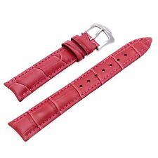 Cinturino in pelle cinghia di colore rosa di ricambio rosso per la vigilanz R4V6