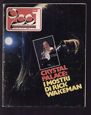 CIAO 2001 36/1974 CRYSTAL PALACE FESTIVAL MULDAUR KNEBWORTH BAGLIONI MAKEBA