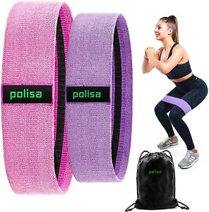 Resistance Exercise Bands for Legs and Butt Workout Bands Booty Bands Glute Band