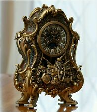 DISNEY BEAUTY & THE BEAST LIVE ACTION MOVIE LIMITED EDITION COGSWORTH CLOCK ♡♡♡