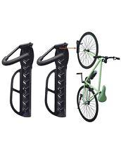 2-Pack Wall Mount Bike Rack Storage for Garage (a)