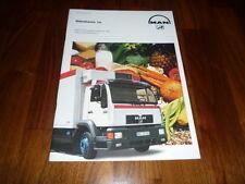 MAN Lebensmitteltransport Prospekt