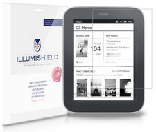 iLLumiShield Clear Screen Protector 3x for Barnes & Noble Simple Touch Glowlight
