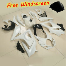 Unpainted ABS Injection Fairings Bodywork Kit For Suzuki GSXR1000 07-08 K7 K8 US