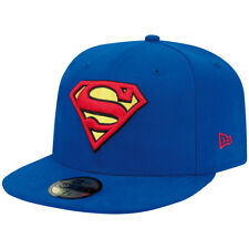 New Era 59FIFTY Cap - SUPERMAN blau / rot / gelb