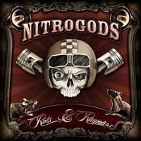 NITROGODS - RATS & RUMOURS  CD + DVD NEW!