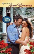 A Man To Rely On, Myers, Cindi, 0373715307, Book, Acceptable