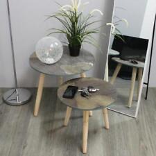 Mesas vintage, retro de madera para el hogar
