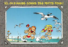 CPM - Carte postale - LE PETIT SPIROU - N° CS 33 - Postcard