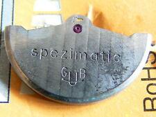 Rotore GUB Glashutte Spezimatic Massa Oscillante base Felsa Cal. 690  Vintage