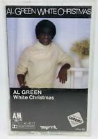 Al Green White Christmas Cassette Tape A&M Records 1983 WC-8117