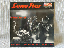 LONE STAR - SATISFACTION - RARE SPAIN PROMO EP ROLLING STONES, ANIMALS COVERS EX